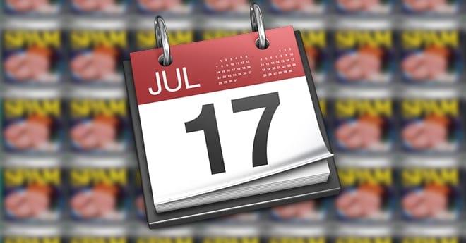 Calendar Spam - Návod: Ako odstrániť spam v aplikácii Kalendár