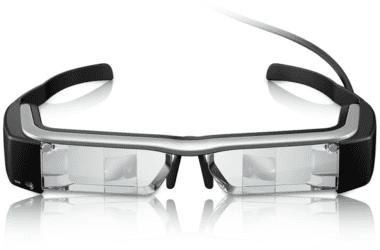 EpsonMoverio200Front 380x250 - Apple pracuje na výskume rozšírenej reality