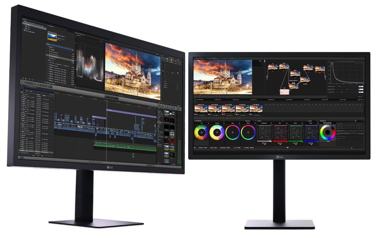 LG UltraFine 5K 4K displays - Apple znížil ceny 4K a 5K LG displejov