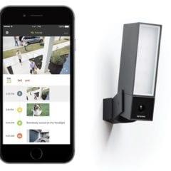 Netatmo presence 240x240 - Inteligentní kameru Netatmo Presence je už možné zakoupit