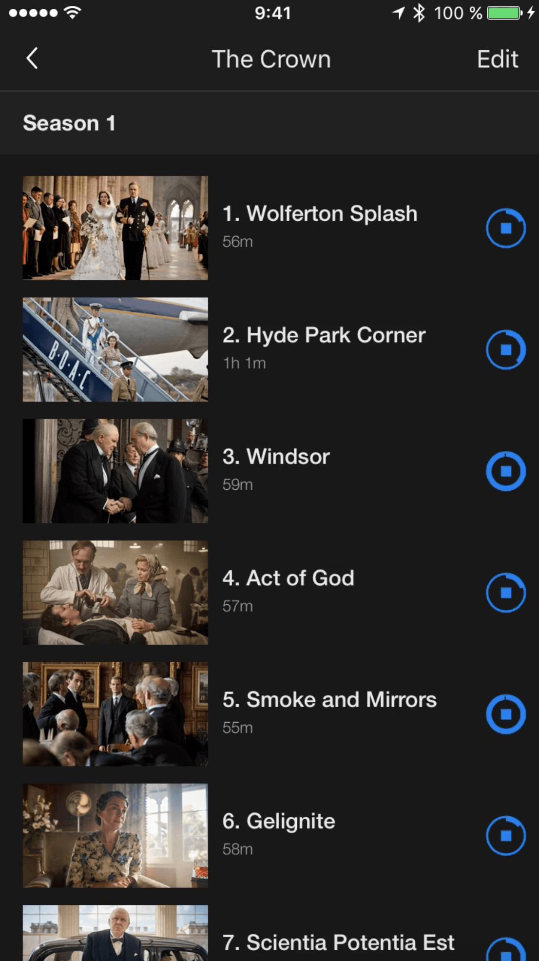 Netflix 2 - Netflix umožní stahování pořadů na mobilních zařízeních