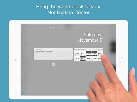 world-time-clock-widget