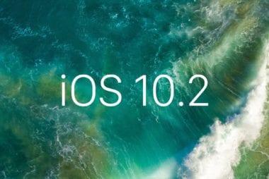ios 10.2 featured 380x254 - Apple vydal iOS 10.2 se spoustou novinek