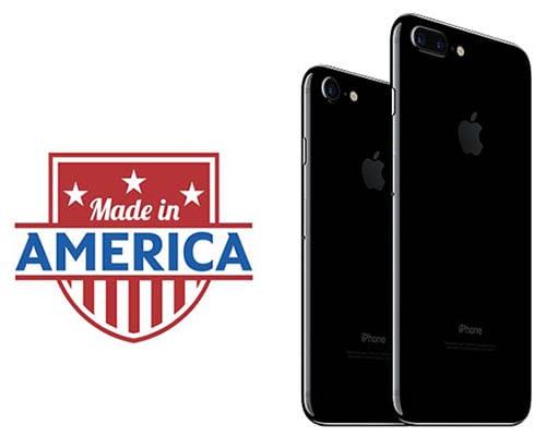 iphone made in america - Apple chce vyrábať iPhone v USA, zrejme tak reaguje na agendu Donalda Trumpa