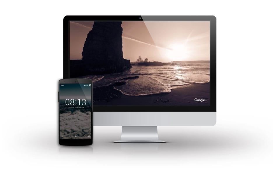 google wallpapers macos - Google uvedl nádherný spořič obrazovky pro Mac