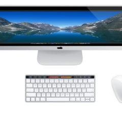 iMac Touch Bar Keyboard 240x240 - Apple pripravuje nový iMac s USB-C a Touch Bar klávesnicu