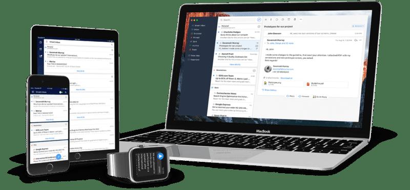 spark all devices 800x372 - Spark - jeden z najlepších emailových klientov prichádza aj na Mac