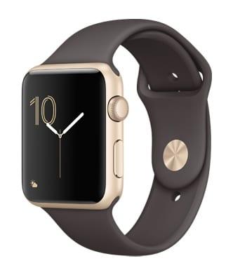 S1 42 alu gold sport cocoa grid - Apple pripravuje aktualizáciu watchOS 3.2 s novou funkciou