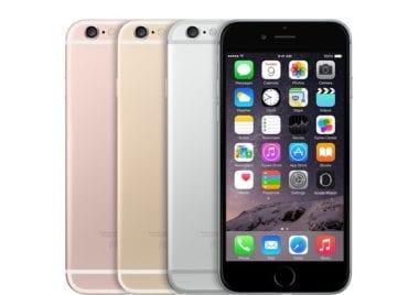 iphone 6s 380x268 - Apple říká, že iOS 10.2.1. Rapidně snížil počet náhodných vypínání iPhonů 6 a 6s