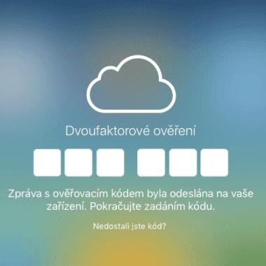 1 5 380x380 - Apple nyní upozorňuje uživatele aby si aktivovali dvoufaktorové ověřování