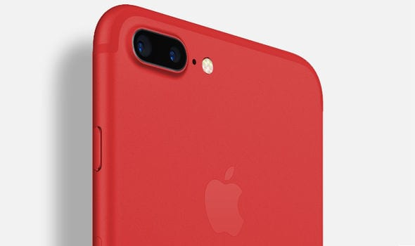 Apple iPhone 7S Red Colour 753085 - Marcový event: nové iPady, 128 GB iPhone SE a červený iPhone 7?