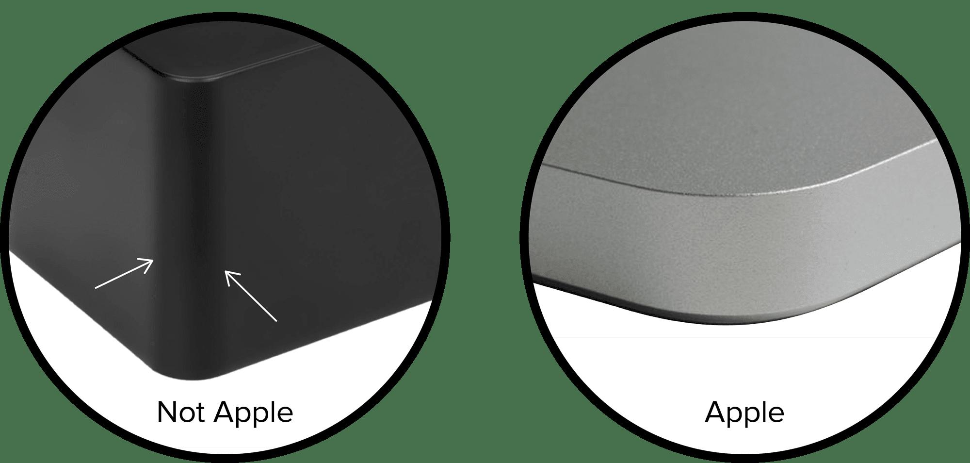 apple macbook corner curve - Ako tvar ikoniek v iOS súvisí s industriálnym dizajnom produktov