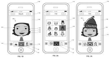 avatar patent app 800x426 380x202 - Apple si patentoval aplikaci na vytváření osobních emoji