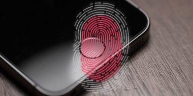 iphone fingerprint1 touch id 380x190 - Patent pre iPhone naznačuje na úplne novú formu Touch ID