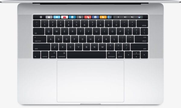 macbook pro 2016 keyboard gallery1 large 2x 600x357 - Apple spustil program na výmenu klávesnice pre MacBook a MacBook Pro s motýlikovou klávesnicou