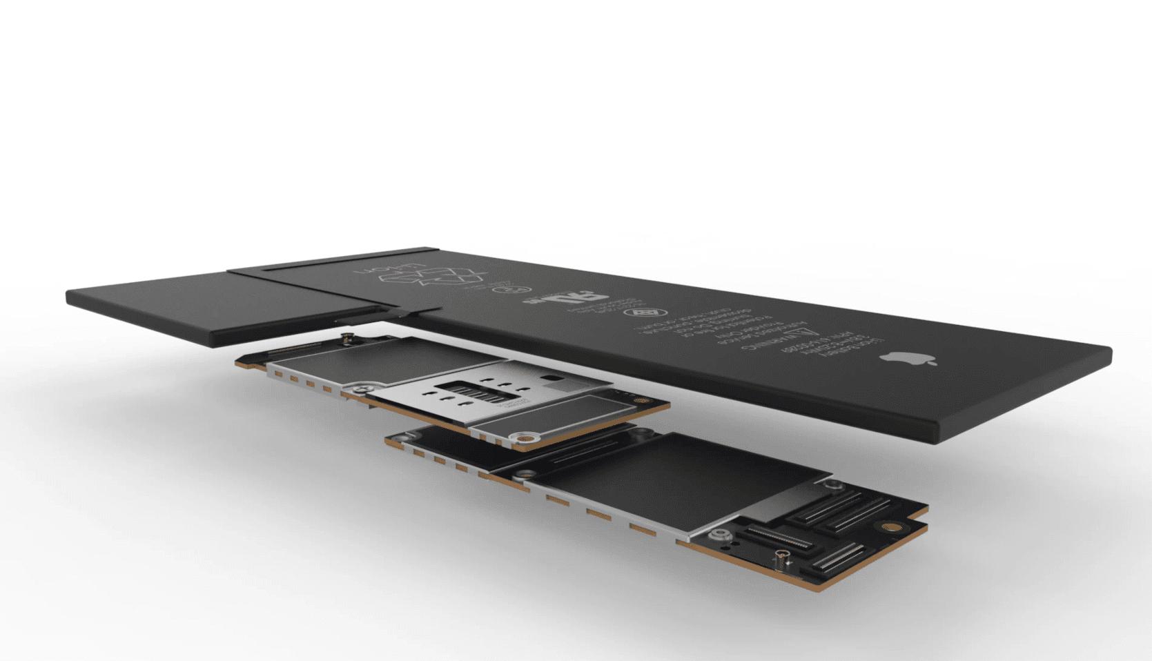 MB Baterie - iPhone 8: Jakých se dočkáme komponentů?