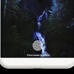 Press screen to unlock 240x240 - iPhone 8: Jakých se dočkáme komponentů?