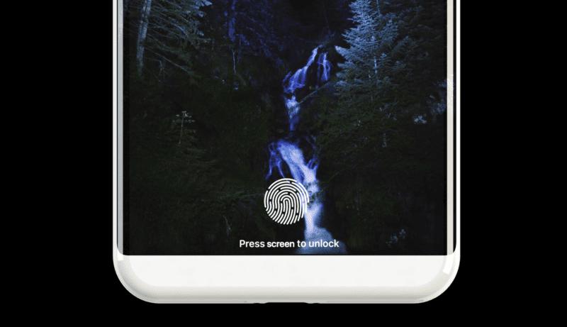 Press screen to unlock 800x461 - iPhone 8: Jakých se dočkáme komponentů?