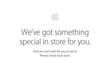 apple online store special 380x250 - Apple Online Store byl právě vypnut před zahájením dnešní konference