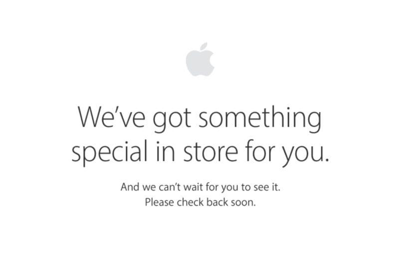 apple online store special 800x526 - Apple Online Store byl právě vypnut před zahájením dnešní konference