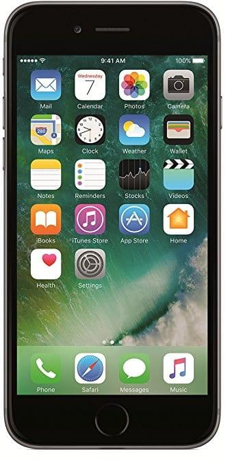 iPhone 6 Space Black - 32 GB iPhone 6 začal nabízet i Amazon v Indii