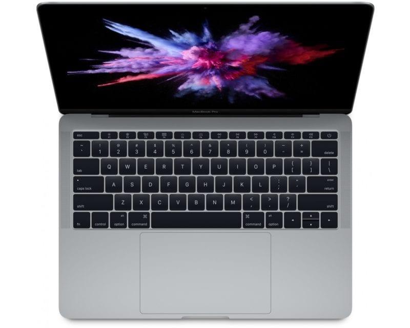 """macbook pro 13 without touch bar 1 800x640 - Apple priznal hardvérovu chybu na nových 13"""" MacBookoch Pro bez Touch Baru"""