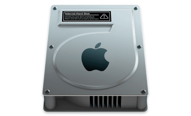 macos hard drive icon large - Súborový systém APFS - všetko čo potrebujete vedieť