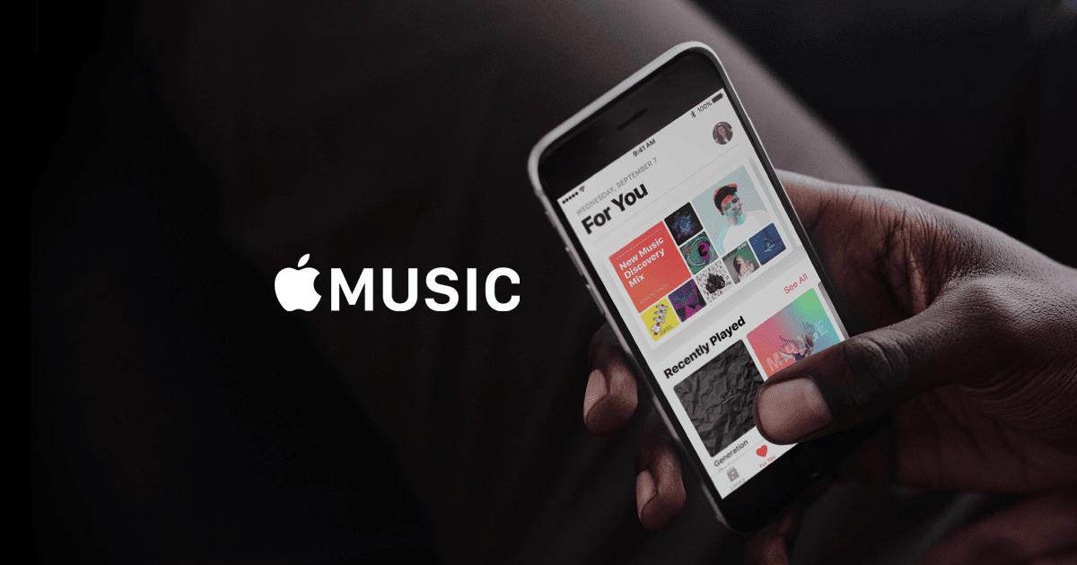 og image family - Apple Music predbehol Spotify v počte unikátnych prístupov