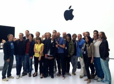 Apple Industrial Design team 2014 380x280 - Ďalší dizajnový veterán odchádza z Apple