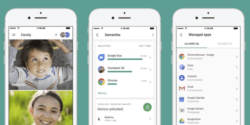 Family Link 800x400 - Pomocí aplikace Family Link můžete z iPhonu ovládat jiné Android zařízení