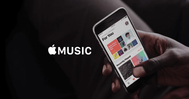 apple music for you hand 800x420 - Skúšobná verzia Apple Music vo vybraných krajinách už nie je bezplatná