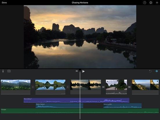 iMovie - Apple potichu vydal aktualizáciu pre iMovie a Final Cut Pro