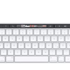 magic keyboard touch bar concept 1 240x240 - Nový iMac by mala sprevádzať aj externá klávesnica s Touch Barom