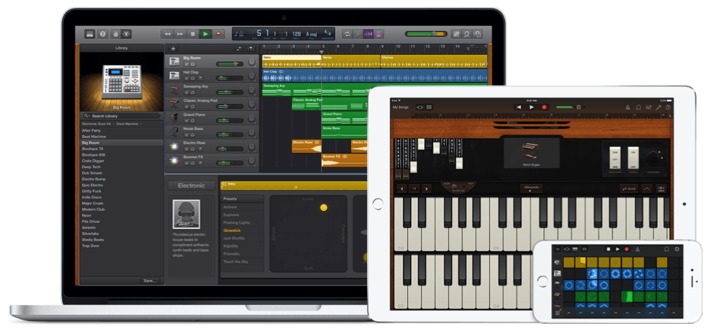 mini hero garageband devices ipad iphone macbook - Jedna z nových skladeb Kendricka Lamara byla vytvořena na iPhonu