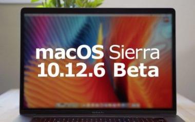 10.12.6 beta 800x500 380x238 - Apple vydal druhou betu macOS 10.12.6 pro vývojáře