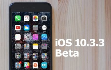 iOS 10.3.3 beta 800x500 380x238 - Apple vydal druhou betu iOS 10.3.3 pro vývojáře
