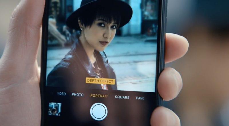 iphone 7 plus portrait mode ad 800x442 - The City - nová reklama na portrétový mód v iPhone 7