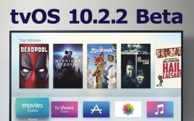 tvOS 10.2.2 beta 800x500 380x238 - Apple vydal druhou betaverzi systému tvOS 10.2.2 pro vývojáře