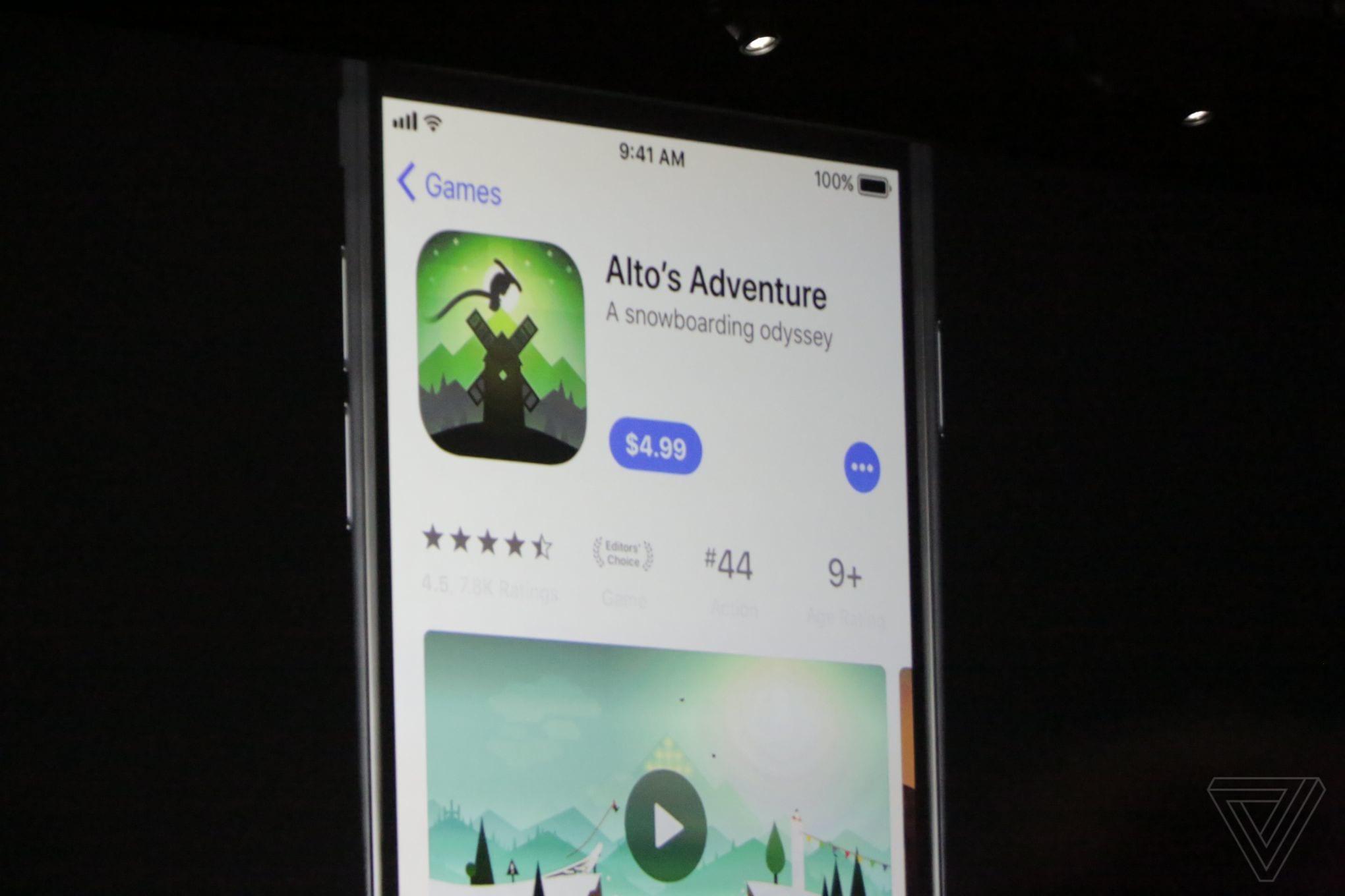 SSP 1001 - Apple v iOS 11 predstavil redizajnovaný App Store