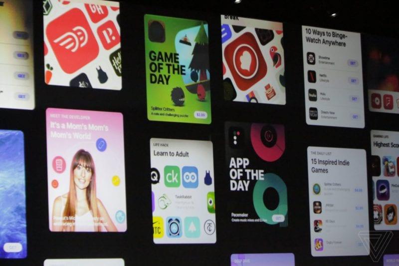 SSP 977 800x533 - Apple v iOS 11 predstavil redizajnovaný App Store