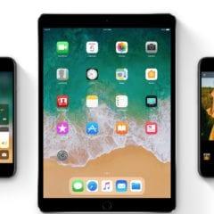 ios 11 ipad iphone devices 240x240 - iOS 11, macOS High Sierra a watchOS 4/tvOS 11 sú už dostupné pre vývojárov