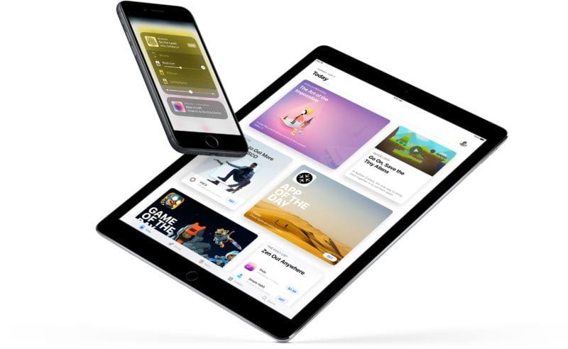 ios 11 iphone ipad app store airplay devices 800x492 - Dávajte si pozor, iOS 11 už nespustí staré 32-bitové aplikácie