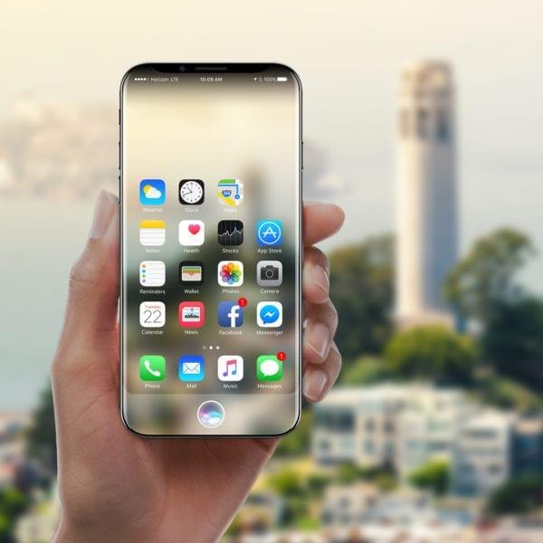 iphone 8 concept ios 11 gabor balogh 2 600x600 - iPhone v roku 2018 kompletne prejde na OLED, vyrábať ich bude Samsung
