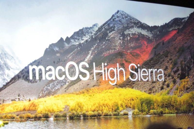macOS high sierra wwdc 800x533 - macOS High Sierra prináša APFS, vylepšenia pre Safari a podporu VR