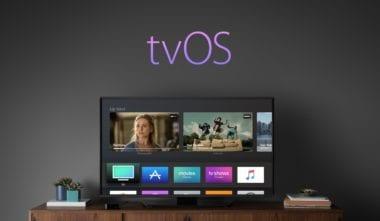 tvOS apple tv living room 380x221 - Apple včera vydal i druhou veřejnou beta verzi tvOS 11 pro Apple TV