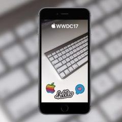 wwdc 2017 snapchat 240x240 - Apple propaguje WWDC 2017 sponzorovaným Snapchatovým filtrem