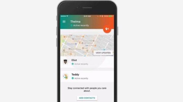 549121 google trusted contacts ios1 600x336 - Google vydal aplikaci Trusted Contacts pro iOS, podporuje sdílení polohy mezi platformami