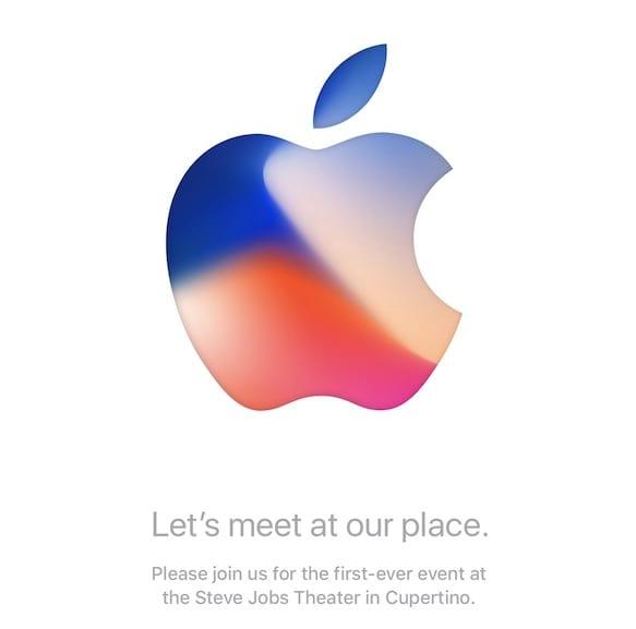 Apple event zari 2017 - Apple rozeslal oficiální pozvánky na zářijový event - bude v Apple Parku