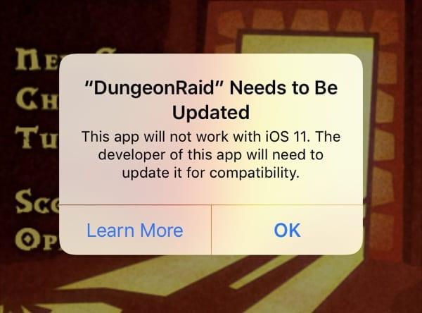 32bitappios11 - Dávajte si pozor, iOS 11 už nespustí staré 32-bitové aplikácie