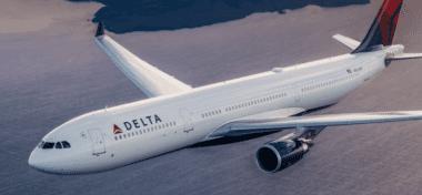 Delta Airlines 380x176 - V letadlech společnosti Delta bude možné během letu zdarma chatovat